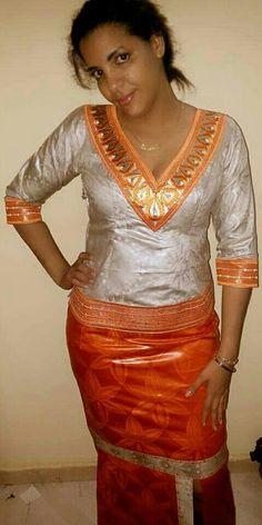 Mali fashion bazin brodé #Malifashion #bazin