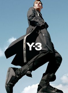 Max Esken // Y-3 AW15 collection
