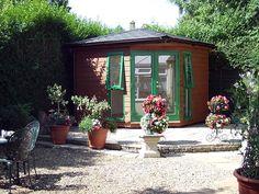 Garden Cabins & Garden Studios