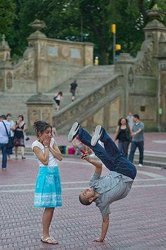 도시의 댄서 / Dancer of City