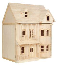Dolls House Miniature The Ashburton DH001 - The Dolls House Store