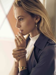 Discover Louise Kragh - danish jewellery designer www.bellastore.be