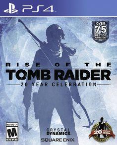 Rise of the Tomb Raider: 20 Year Celebration... | Tomb Raider Blog