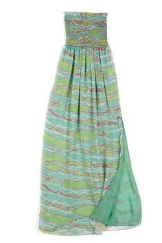 Skirt and Bandeau Dress - All in one