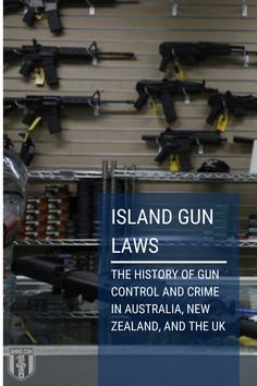 After mass shootings the media turns to UK and Australia gun laws as a role model for the US. Keep reading to find out if they're as effective as they seem. #Island #Gun #Zealand #UK #Australia Port Arthur Massacre, Work In Australia, Assault Weapon, Pro Gun, British Government, Gun Rights, Gun Control, Great Britain, New Zealand
