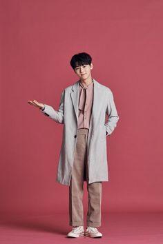 """ Wanna One x Mexicana Chicken "" Korea Boy, Guan Lin, Fashion Idol, Cha Eun Woo, Lee Daehwi, My Destiny, Nu Est, Produce 101, Ji Sung"
