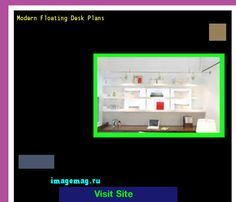 Modern Floating Desk Plans 135916 - The Best Image Search