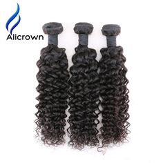 Alicrown Hair 1 Piece Deep Curly Brazilian Remy Human Hair Bundles Natural Color Human Hair Weave 100g Double Weft //Price: $US $34.40 & FREE Shipping //   http://humanhairemporium.com/products/alicrown-hair-1-piece-deep-curly-brazilian-remy-human-hair-bundles-natural-color-human-hair-weave-100g-double-weft/  #hair_extensions