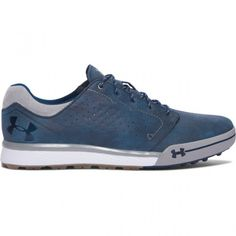 d3d4e4c3b Under Armour 2017 UA Tempo Hybrid Water Resistant Mens Spikeless Golf Shoes  - Leather Academy (*Partner-Link)