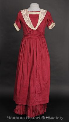1910-1920 dress. - this looks simple to make (famous last words?)