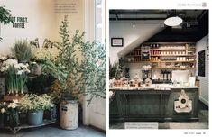 Haven's Kitchen-a local shop in a 19th century carriage house in Manhattan.December 2012 - Lonny Magazine - Lonny