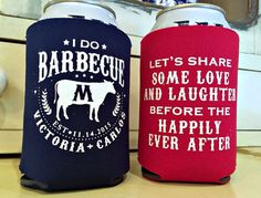 I Do BBQ BBQ Party Favors BBQ Couples Shower Love Laughter Happily Ever After Engagement Party Gifts Engagement Couples Shower bbq by SipHipHooray