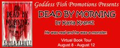 Stormy Nights Reviewing & Bloggin': DEAD BY MORNING & Giveaway