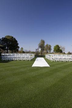 The Wedding Lawn at Wildhorse Golf Club
