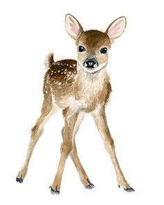 Baby Animals Ilustration Watercolour 68 Ideas For 2019 - St. Leo - Baby Animals Ilustration Watercolour 68 Ideas For 2019 Baby Animals Ilustration Watercolour 68 Ideas For 2019 - Deer Wallpaper, Deer Drawing, Woodland Nursery Prints, Deer Art, Watercolor Animals, Watercolor Deer, Watercolour, Cute Animal Drawings, Animal Paintings
