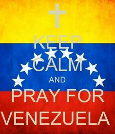 Civil unrest is so sad.  I send live,  hope and blessings to the people of Venezuela!