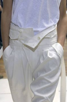 derriuspierre:  Juun J. | Paris Menswear Fashion Week | Menswear Spring/Summer 2008