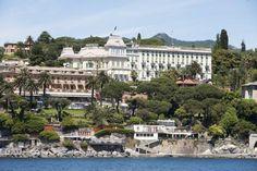 Imperiale Palace Hotel, Santa Margherita, Italian Riviera.