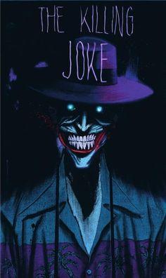 ArtStation - The Killing Joke, Martin Sugar Joker Comic, Joker Art, Comic Art, Joker Images, Joker Pics, Batman Universe, Comics Universe, Foto Joker, 3 Jokers