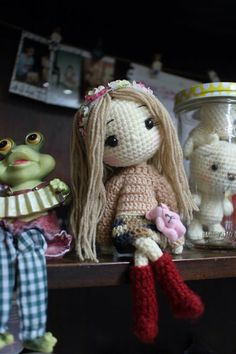 Cute kawaii dolls ♡