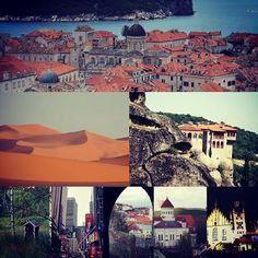 2017 big nine travelmoments: New York, Tallinn, Vilnius, Croatia, Bosnia, Montenegro, Albania, Greece, Morocco, Munchen, Finland. #newyork #vilnius #meteora #finland #morocco #sahara #tallinn #munchen #dubrovnik #travel #travelmoments #instatravel #travelblogger