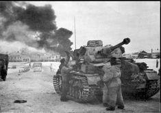 Panzerkampfwagen IV (7,5 cm Kw.K. 40 L/43) Ausf. G mit Schneegleisketten (Sd.Kfz. 161/1) 19. Panzer-Division.