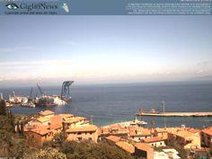 Giglio: the Costa Concordia Sat April 13 2013 11:00:08