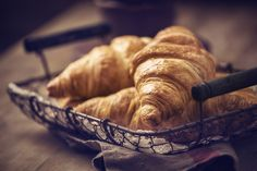 Comment faire des croissants : recette des croissant