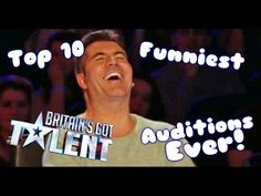 Britain's Got Talent 2016 Funniest Auditions! - YouTube