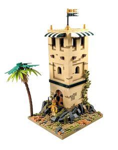 Arabian Watch Tower
