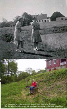 """Skovfryd og vandforsyning. Dec 1928 flyttede mine Bedsteforældre til et husmandsted på 10 tdr land med det idylliske navn """"Skovfryd"""" ved siden af Skatskov i Guldager. Alt vand måtte hentes ved """"Slottet Hill"""" 350 m inde i skoven. Før mine bedsteforældre købte """"Skovfryd"""" havde en brøndgraver været i gang med at grave en brønd. Det tragiske indtraf og brønden styrtede sammen. Naboer blev indkaldt og gravede nat og dag til brøndgraveren blev fundet død. På grund af ulykken skulle brønden…"""