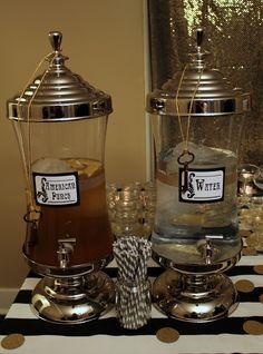 Speakeasy Party | This Nest is Best www.MadamPaloozaEmporium.com www.facebook.com/MadamPalooza