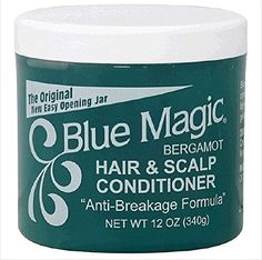 Blue Magic Hair  Scalp Conditioner Bergamot 12 oz Pack of 12 ** Details can be found by clicking on the image.