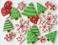 gâteaux de Noël - Cerca con Google