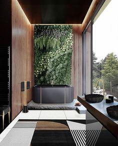 Home Interior, Luxury Interior, Interior Decorating, Interior Design, Luxury Decor, Contemporary Bathrooms, Contemporary Design, Jamaica, Bathroom Trends
