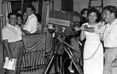 CANAL 7, Buenos Aires, década del 50.