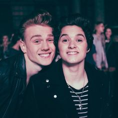 The Vamps ♡ Tristan  Brad Crush