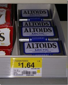 Altoids Arctic Just