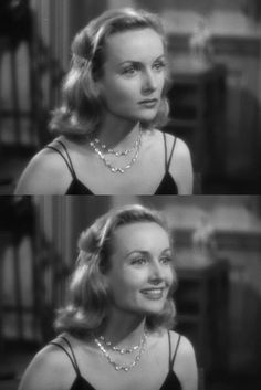Carole Lombard in Mr. and Mrs. Smith (1941)