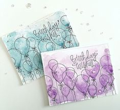 Simon Says Stamp Birthday Bits stamp set; water-colors day cards watercolor simple Birthday Wishes & Watercolor Washes Bday Cards, Happy Birthday Cards, Diy Birthday, Birthday Wishes, Card Birthday, Birthday Greetings, Birthday Ideas, Birthday Sayings, Happy Birthdays