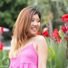 Cai Yi Tian, Model Photoshoot, Singapore