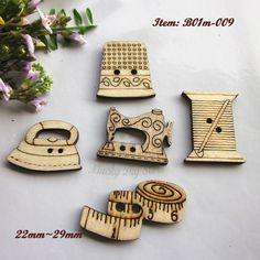 Find More Buttons Information about 60pcs mixed 4 5 / 1 shape Sewing series Pin plug Iron Sewing Spools Tape wood buttons for sewing scrapbooking craft accessories,High Quality button metal,China button stone Suppliers, Cheap wooden ships for sale from Niucky Diy store(Buttons) on Aliexpress.com