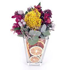 Aranj Craciun 2 Glass Vase, Home Decor, Corona, Decoration Home, Room Decor, Home Interior Design, Home Decoration, Interior Design