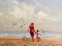 Australian Painter:  Robert Hagan