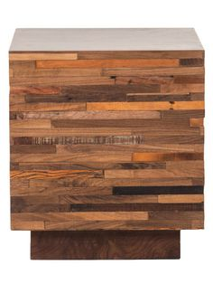 Geffen Side Table by Four Hands at Gilt