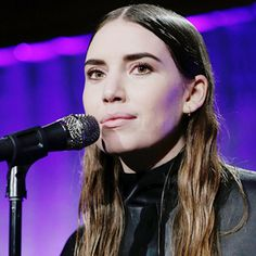 Lykke Li on Her New Album and All-Black Fashion Line #InStyle