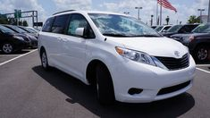 Take your family on a 4th of July road trip in 2014 Toyota Sienna! It's spacious, safe, and full of great features that make the ride as smooth as possible. http://toyotaofnorthcharlotte.tumblr.com/post/90576387030/n-charlotte-toyota-sienna-road-trip