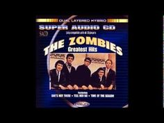 THE ZOMBIES Greatest Hits - YouTube