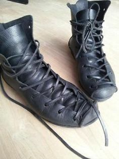 Visions of the Future: Laced Boots