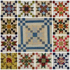Sew'n Wild Oaks Quilting Blog: Country Charmer Class is in Session